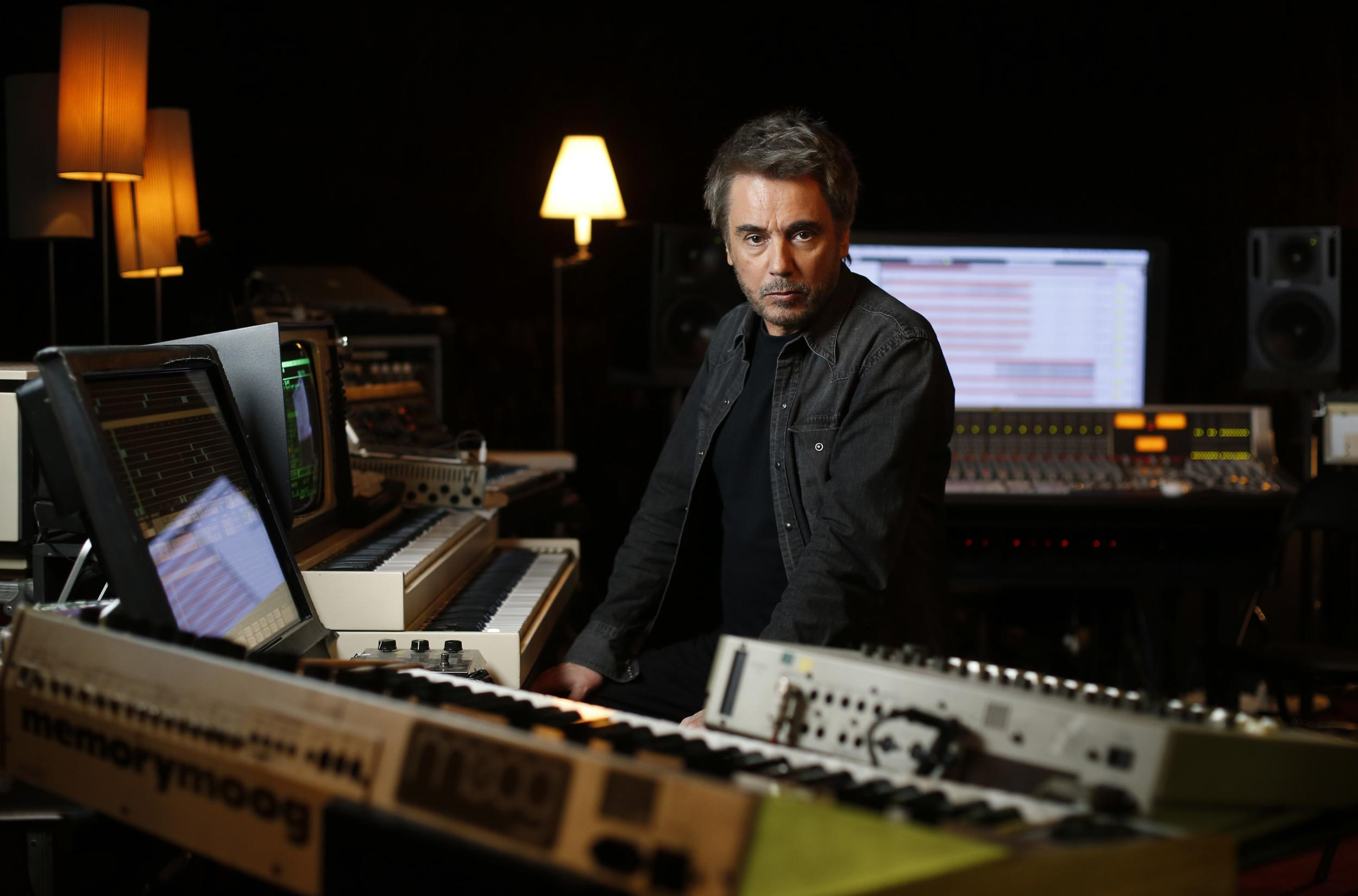 Image result for Jean Michel Jarre - As One