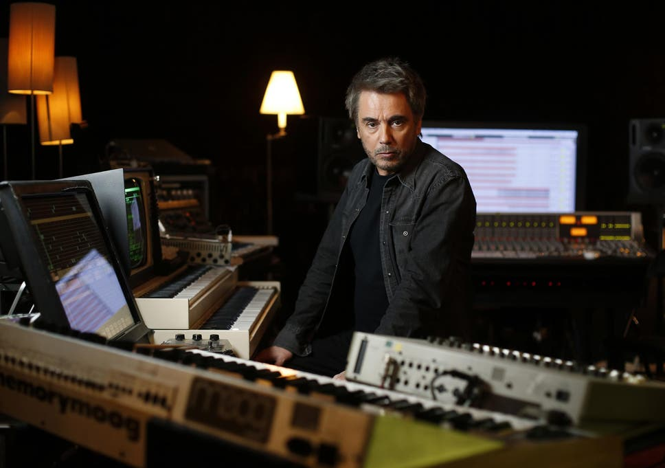 Jean Michel Jarre Interview If Your Priority In Life Is Happiness