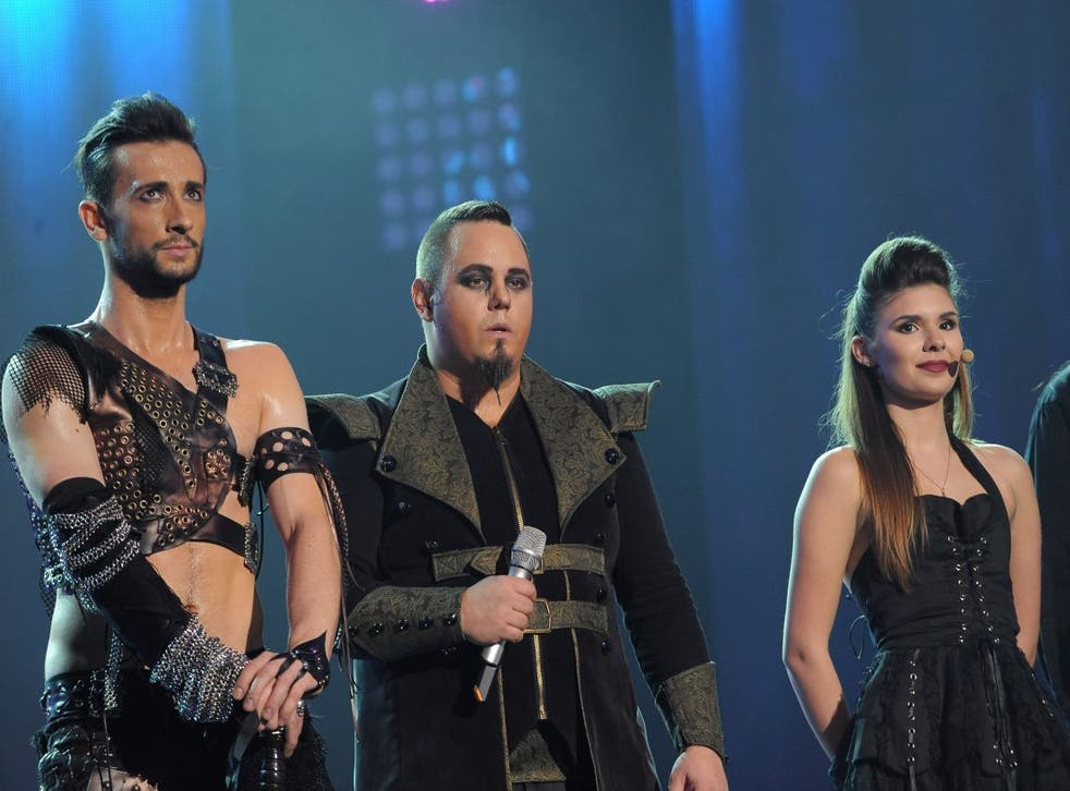 Ovidiu Anton was set to represent Romania at the 2016 Eurovision Song Contest in Stockholm, Sweden