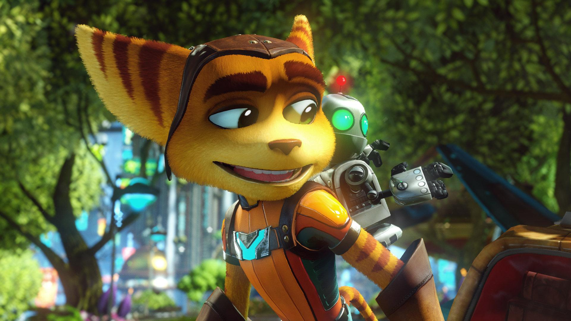 Ratchet Clank Rift Apart 4k Direct Feed Screenshot Resetera