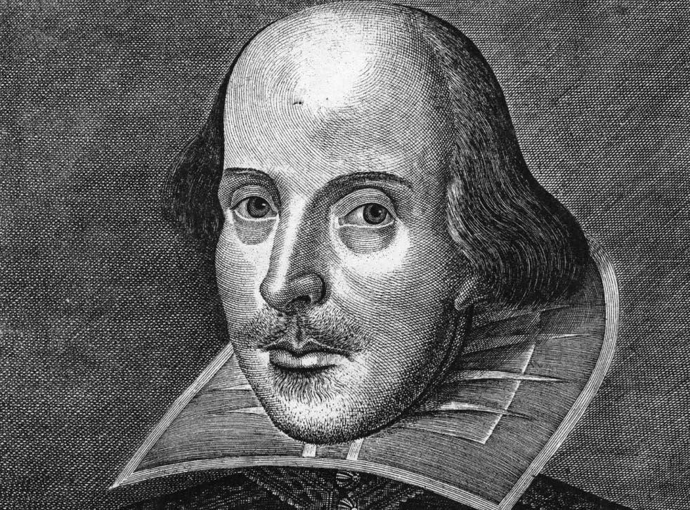 Shakespeare circa 1600