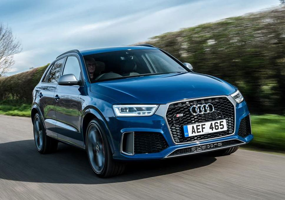 Audi Rs Q3 Performance Car Review Suvs Extra Grunt Comes At A