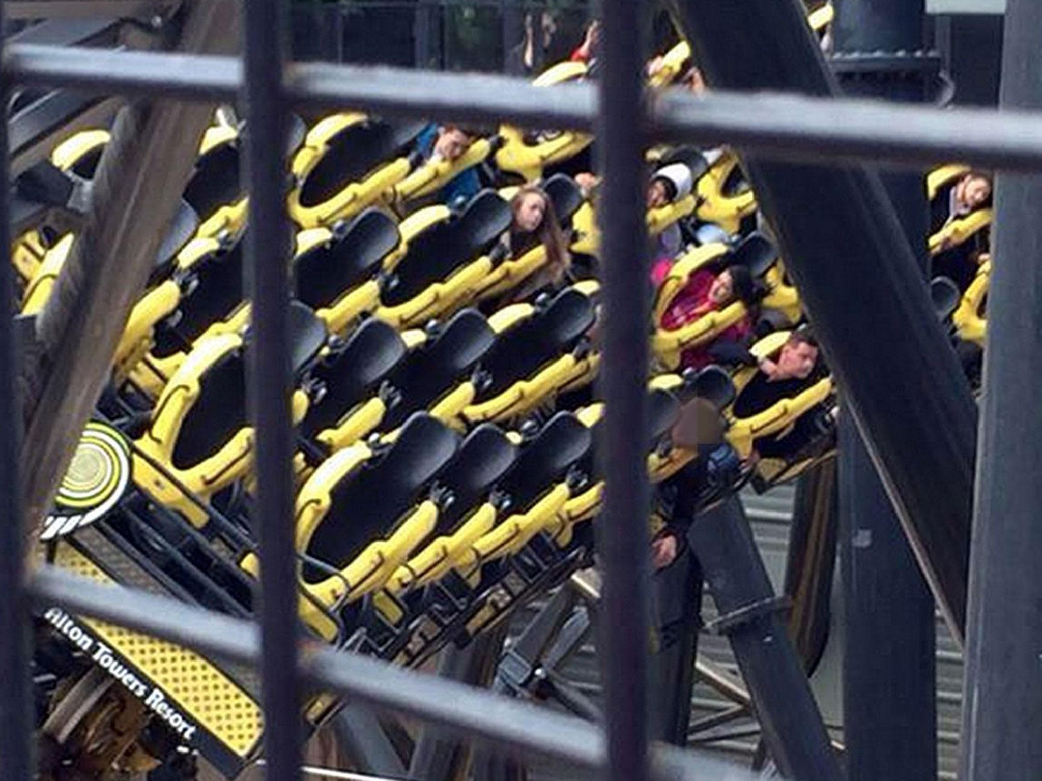 Http www alton towers co uk pages theme park - Alton Towers Smiler Sentencing Theme Park Fined 5m After Crash That Left Five Seriously Injured The Independent