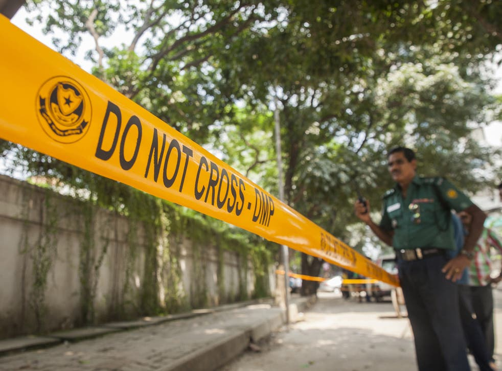 There have been a number of murders in Bangladesh over the last year