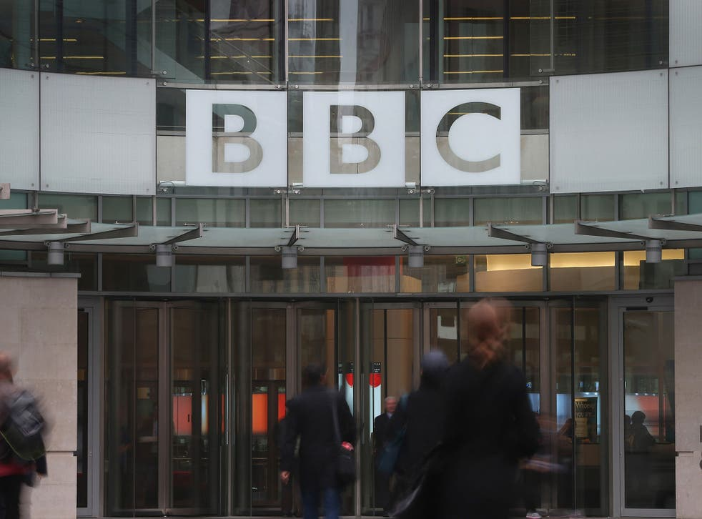 Currently, 48.8 per cent of BBC staff are women, and women make up 41.3 per cent of its senior management roles