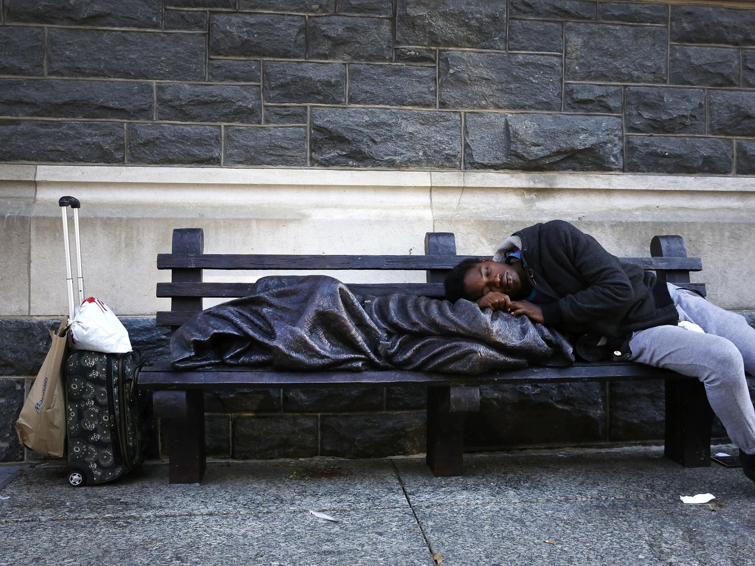 Central London Church Says It Will Fight Westminster Council To Install 39 Homeless Jesus 39 Statue