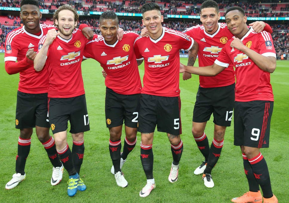 Image result for man united players