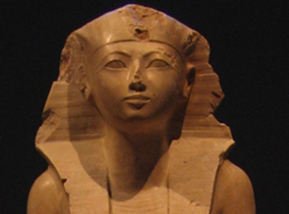 Hatshepsut was the fifth pharaoh of the Eighteenth Dynasty of Egypt