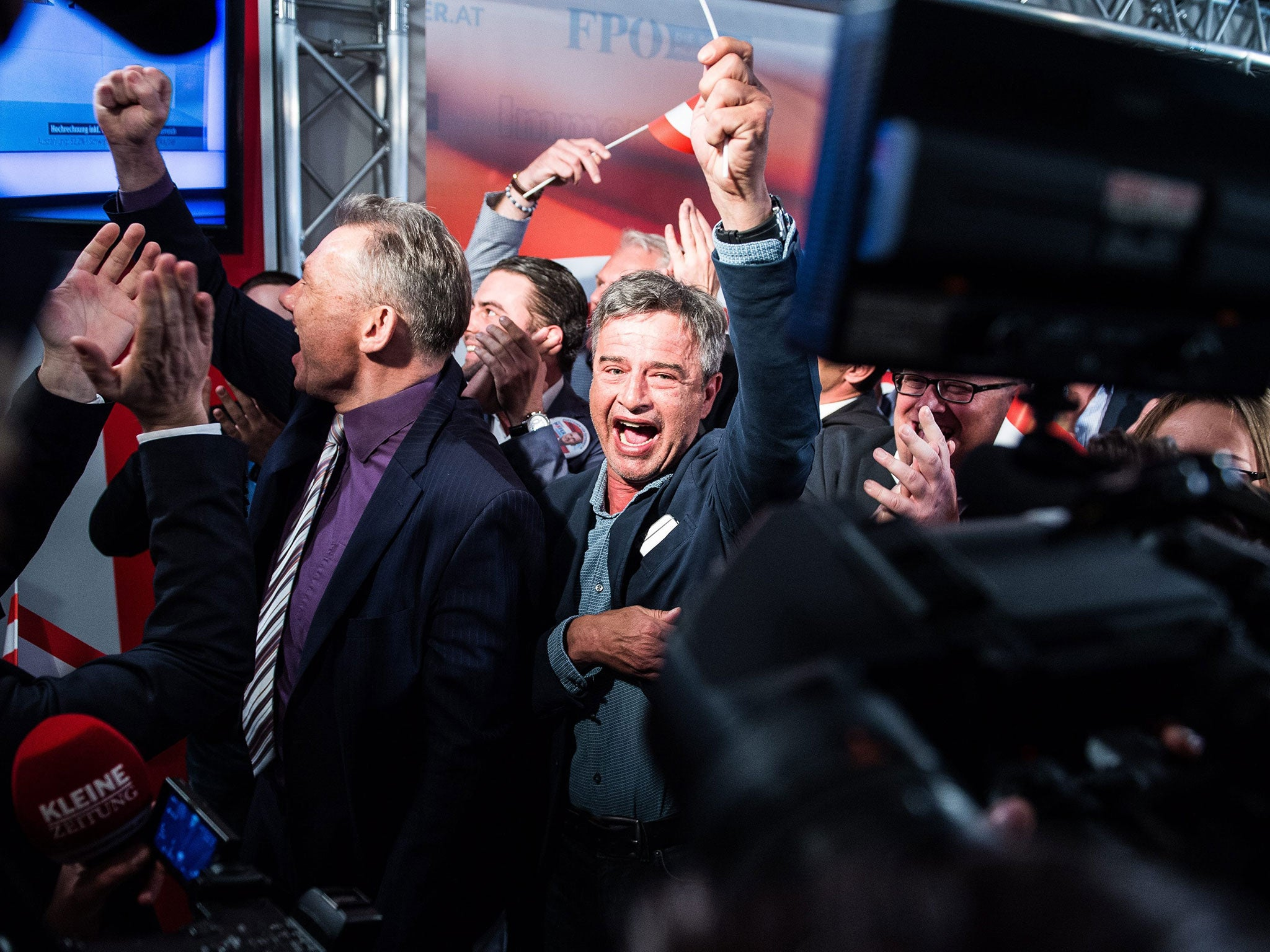 Austria presidential election: Far-right Freedom Party ...