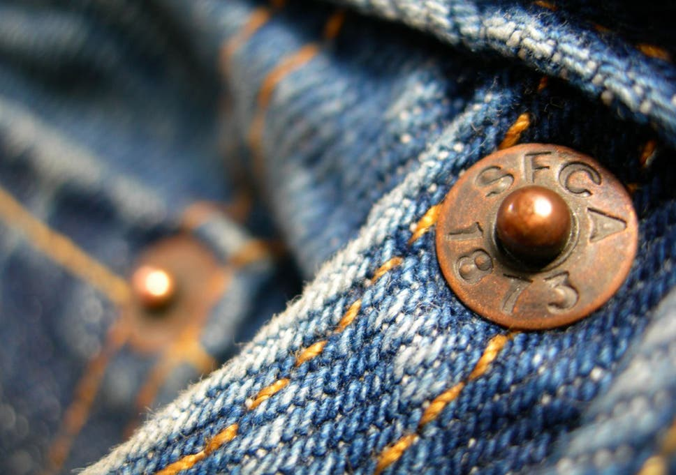 361c0e9290de22 Those tiny bits of metal on the pockets of your jeans are actually ...
