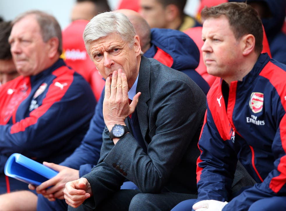 Arsene Wenger knows how important Champions League qualification is