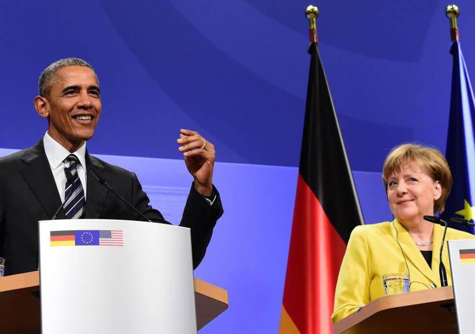 Ttip Barack Obama Says Trade Deal Should Be Signed By The End Of