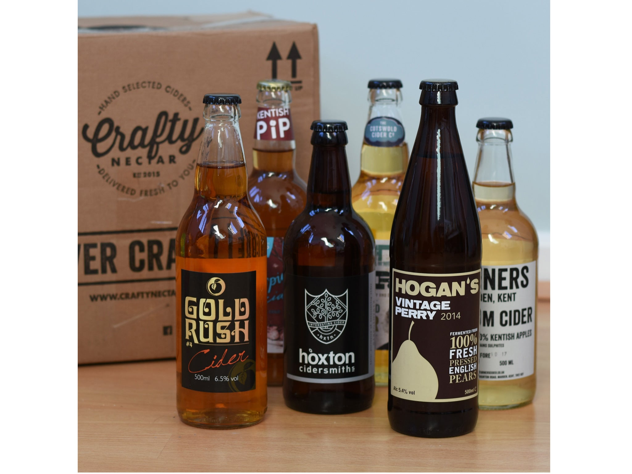 Best beer and cider subscription boxes