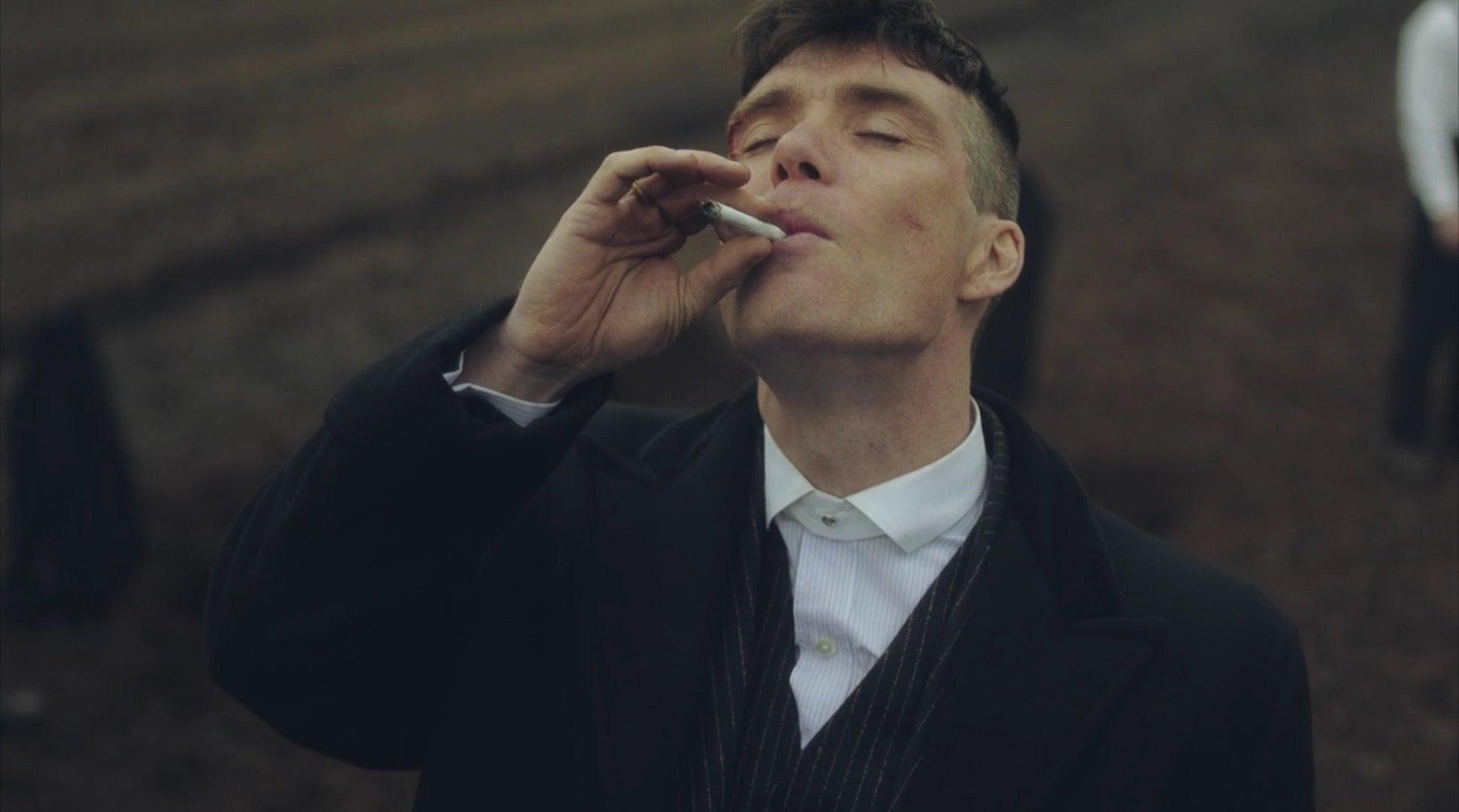 Peaky Blinders Cillian Murphy Has Smoked Over 3 000