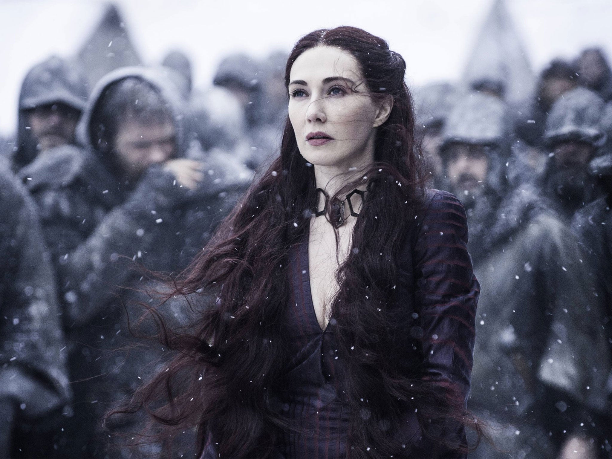 game of thrones season 6 melisandre twist could fit perfectly with jon snow is azor ahai theory the independent