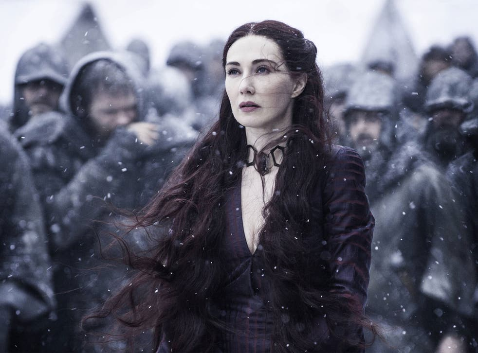 The season-six opener ended with Melisandre revealing that she'd been keeping a big secret