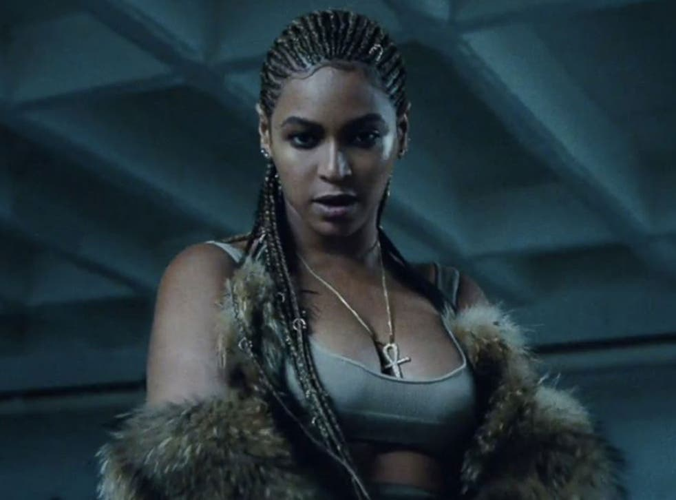 """Beyonce's new album tells the story of the """"baddest woman in the game"""""""