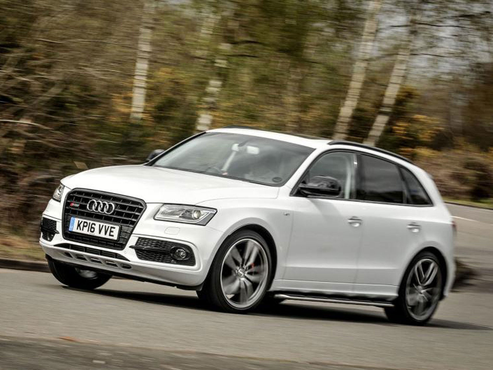 Audi sq5 plus car review are the improvements worth the hefty price tag the independent