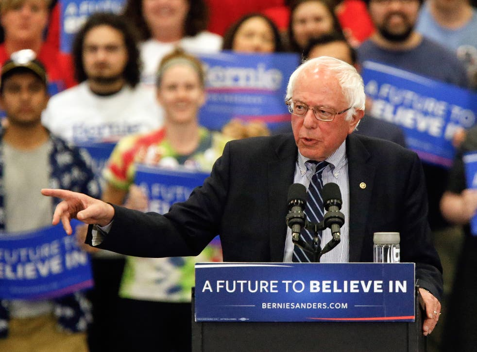 Even if he loses, Sanders has built a progressive movement with the potential to push the political conversation to the left
