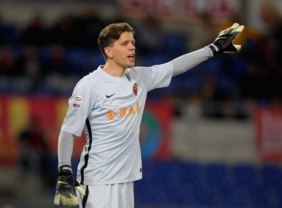 Wojciech Szczesny has been on loan in Rome all season
