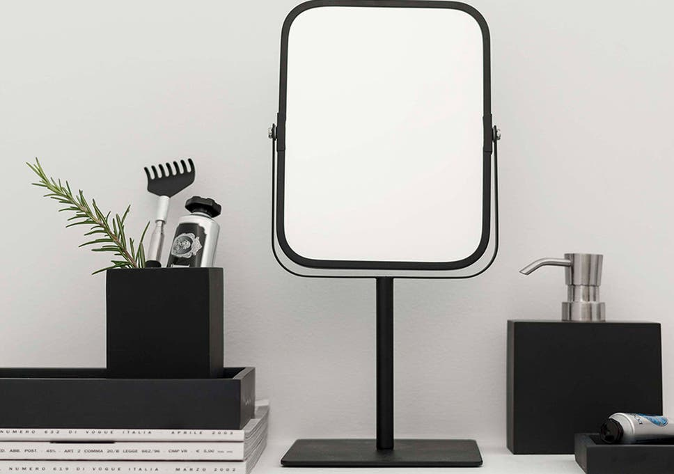 Add A Portable, Stylish Piece To Your Bathroom Or Bedroom Set Up