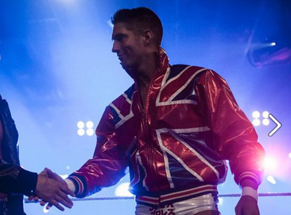 Zack Sabre Jr has advanced to the Global Cruiserweight tournament
