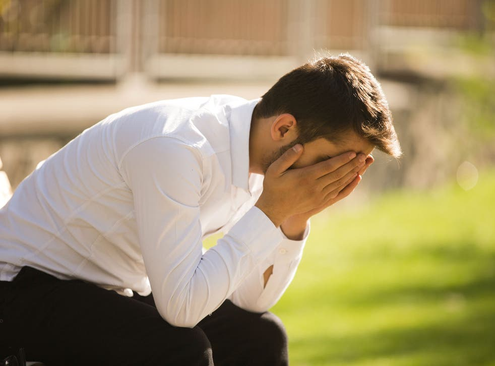 Depression and suicide are disproportionately common among men under the age of 26