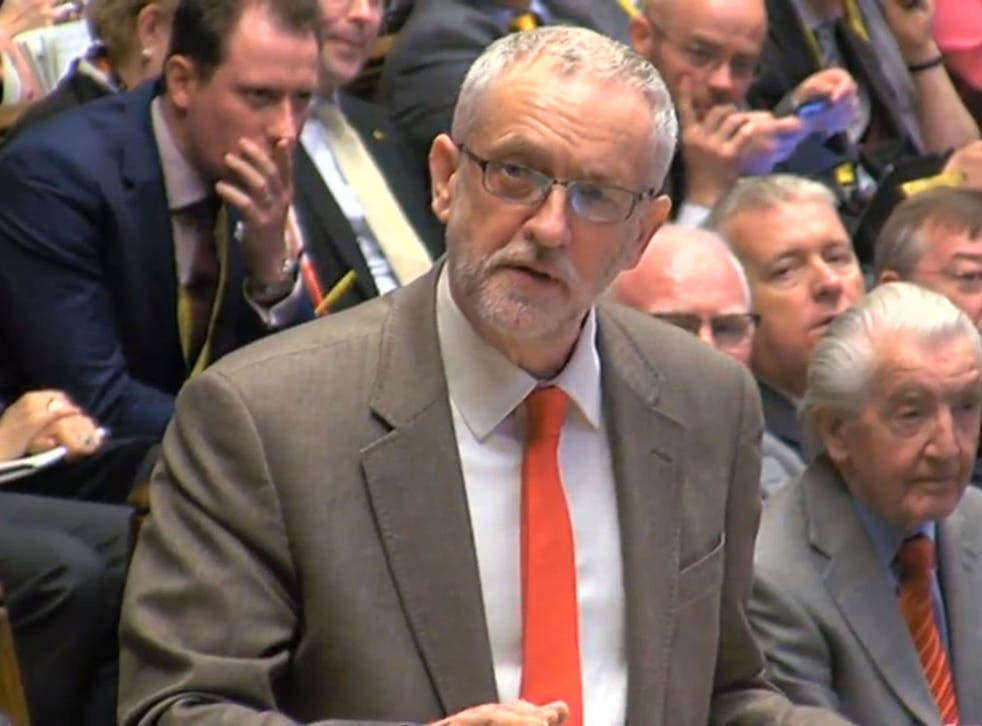 Jeremy Corbyn has the party was not in 'crisis'