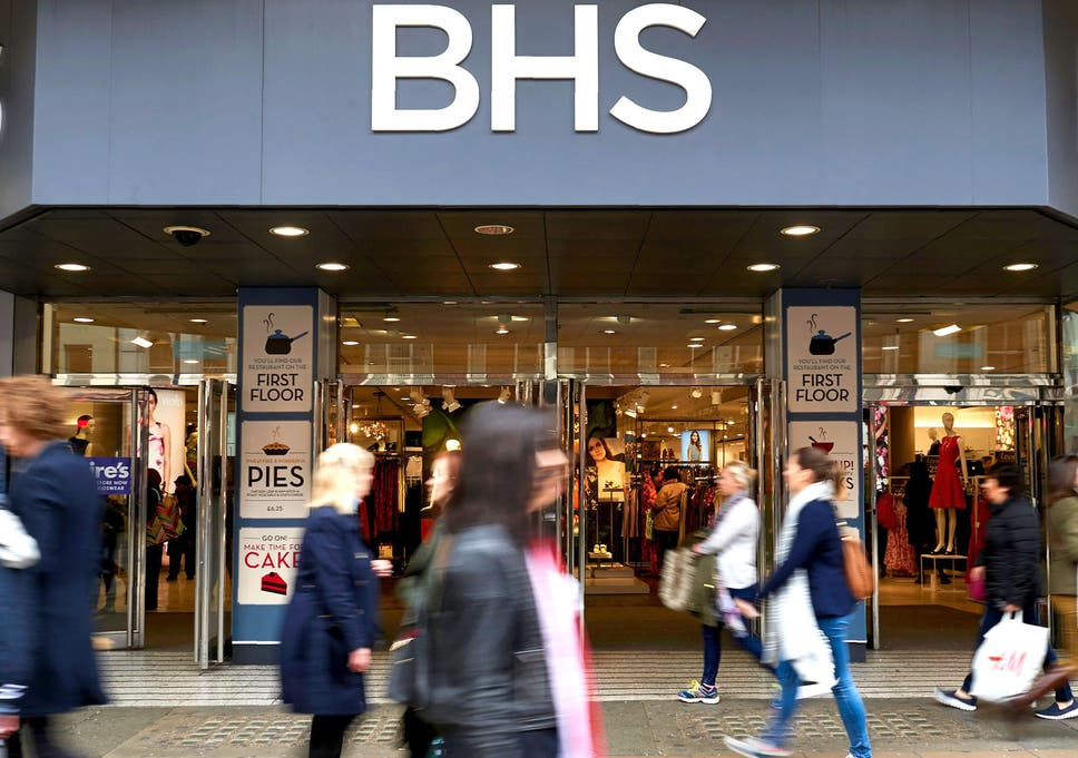 76dac582ee The BHS fiasco is a sign British brands are on the decline | The ...