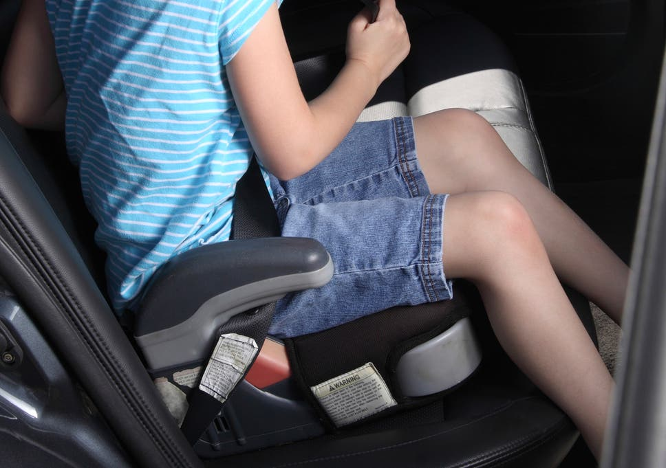 Existing Backless Booster Seats Can Still Be Used And Parents Will Not Breaking Any Rules