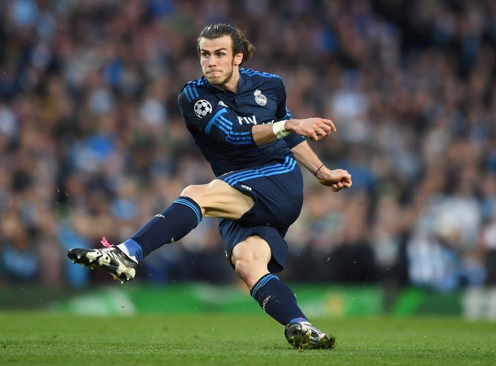 Gareth Bale is loving playing under Zinedine Zidane