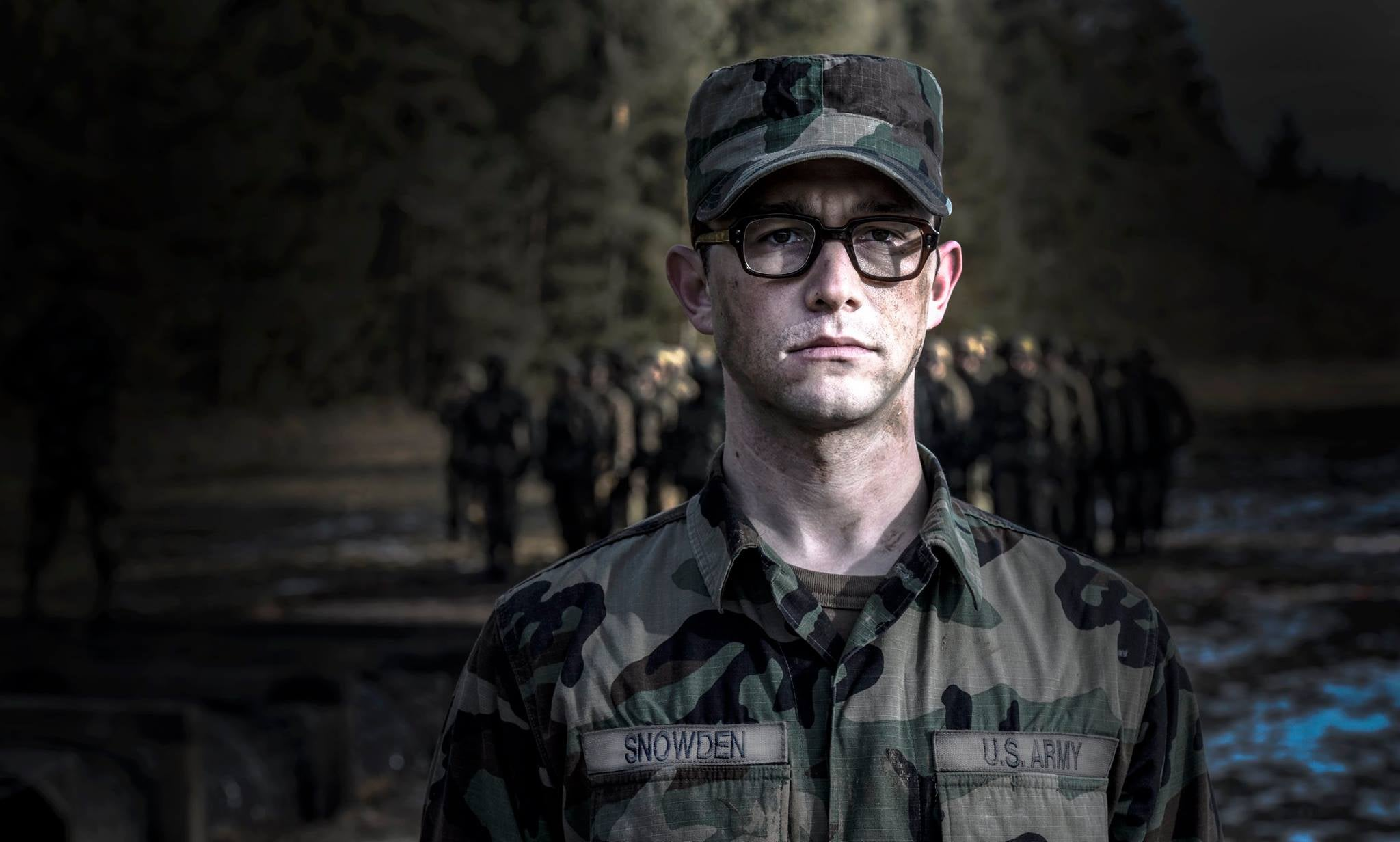 Snowden trailer: Joseph Gordon-Levitt stars as NSA whistleblower in Oliver Stone's new film