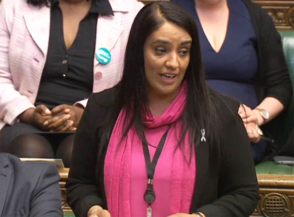 Naz Shah told MPs she 'profoundly' regretted her behaviour