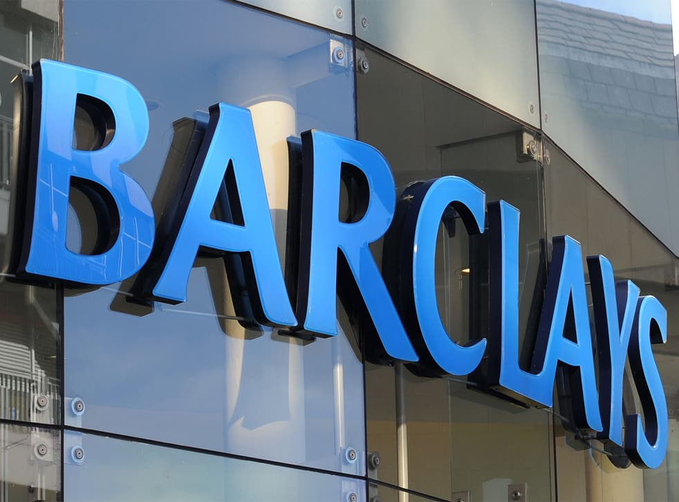Barclays share price fell by 10.3%and RBS fell 15% on Monday morning