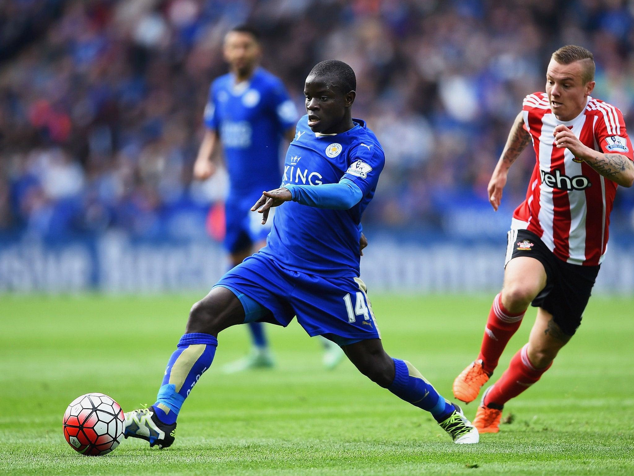 Leicester win Premier League title: Bookmakers' set to lose over