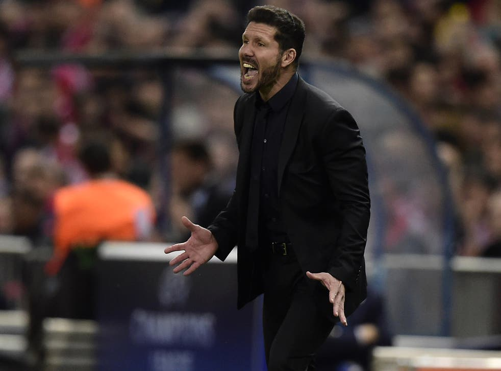 Diego Simeone: 'I do not know which hurts more, this final or the last one'