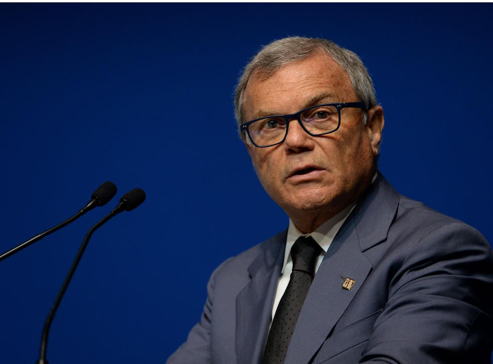 Sir Martin campaigned for Britain to remain in the European Union in the run-up to the EU June referendum and predicted that Mr Trump's Democrat rival Hillary Clinton would win the US general election