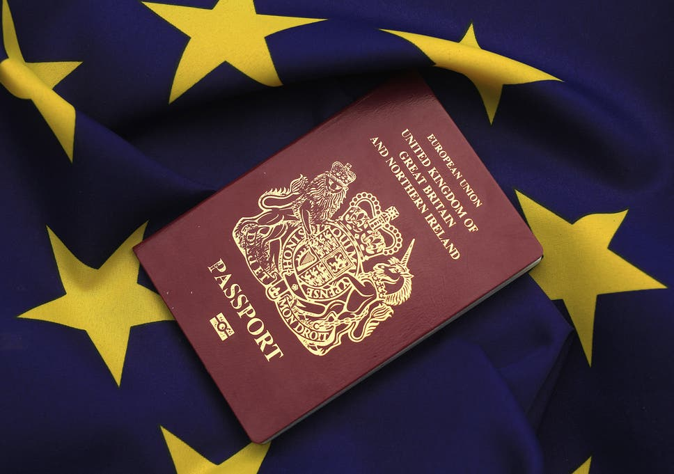 How To Find Out If You Can Get An Eu Passport The Independent