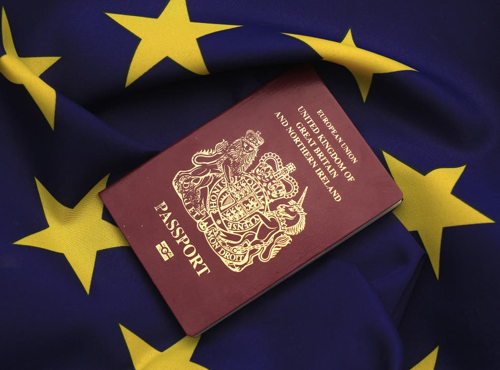 One reader wonders how the passport office will deal with every UK citizen trying to change their passport from EU to UK