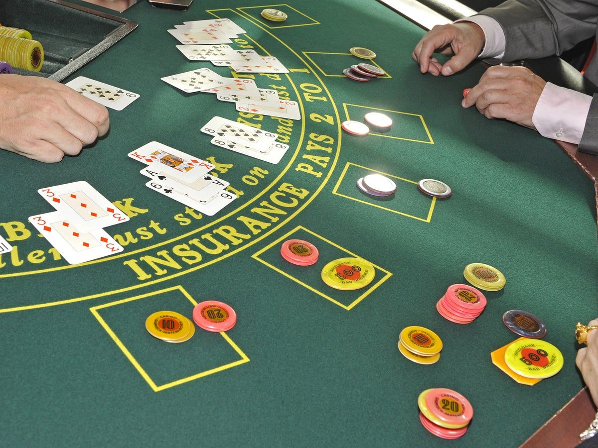 The Perfect Bet: How the science of gambling influences everything around  us | The Independent | The Independent