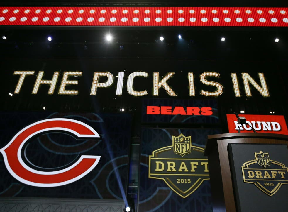 The NFL Draft is the biggest event on the off-season calendar