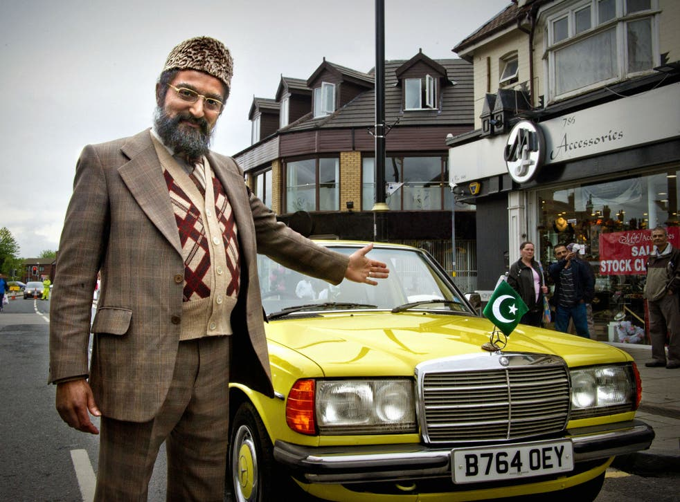 Comedian Adil Ray is currently bringing his bumbling busybody Citizen Khan to the live stage