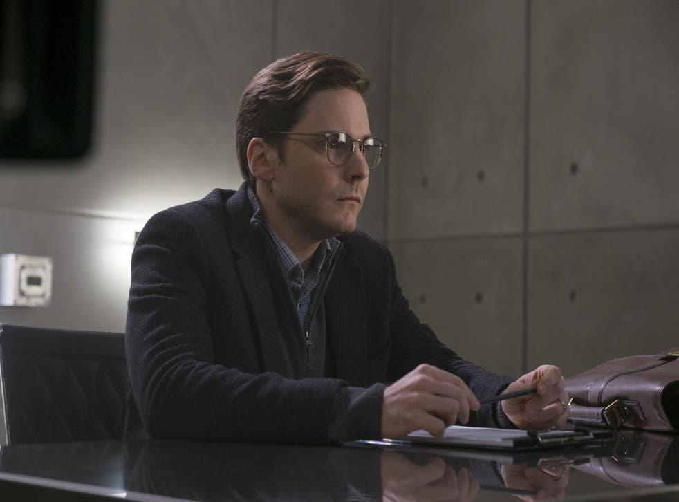 Daniel Brühl as Baron Zemo in Captain America: Civil War