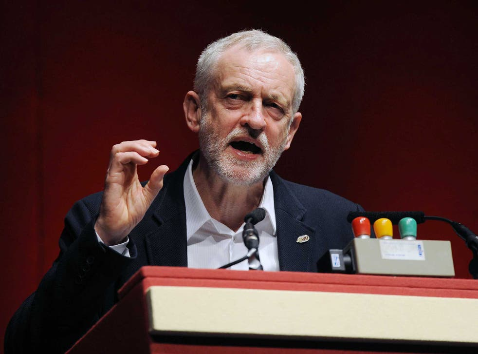Jeremy Corbyn will speak on Saturday morning