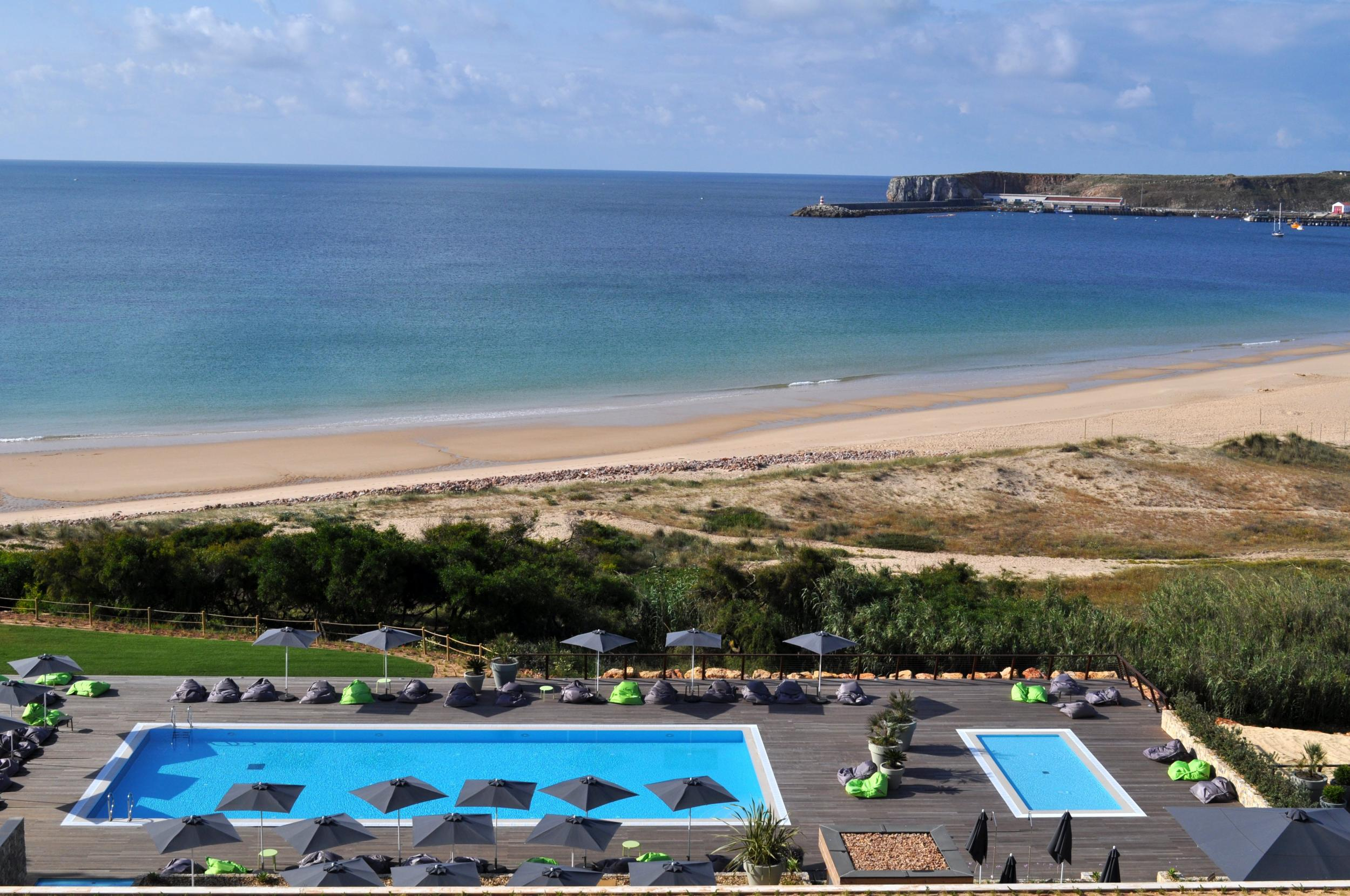 секс в отеле на берегу моря