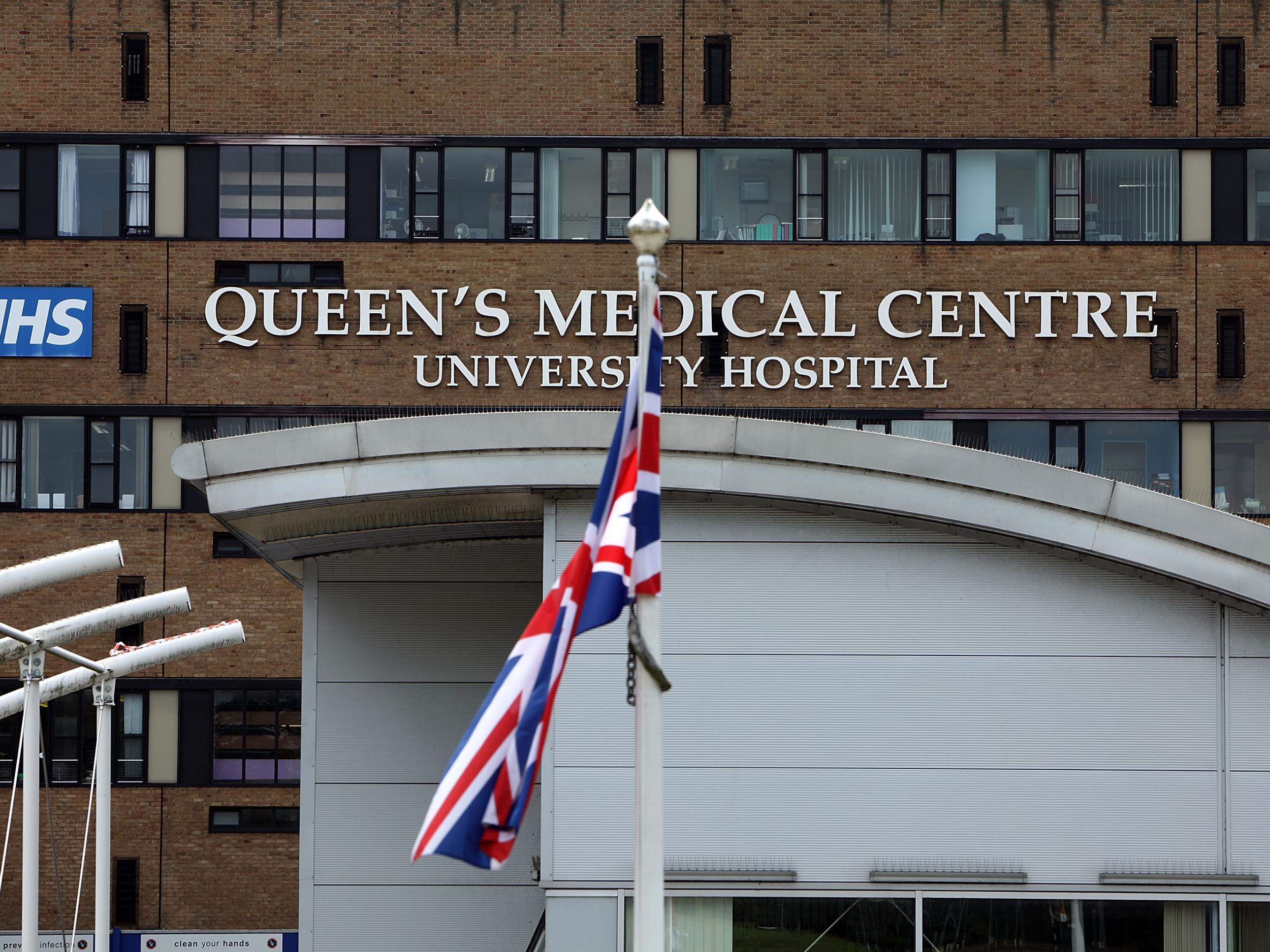 Sexual health clinic nottingham qmc