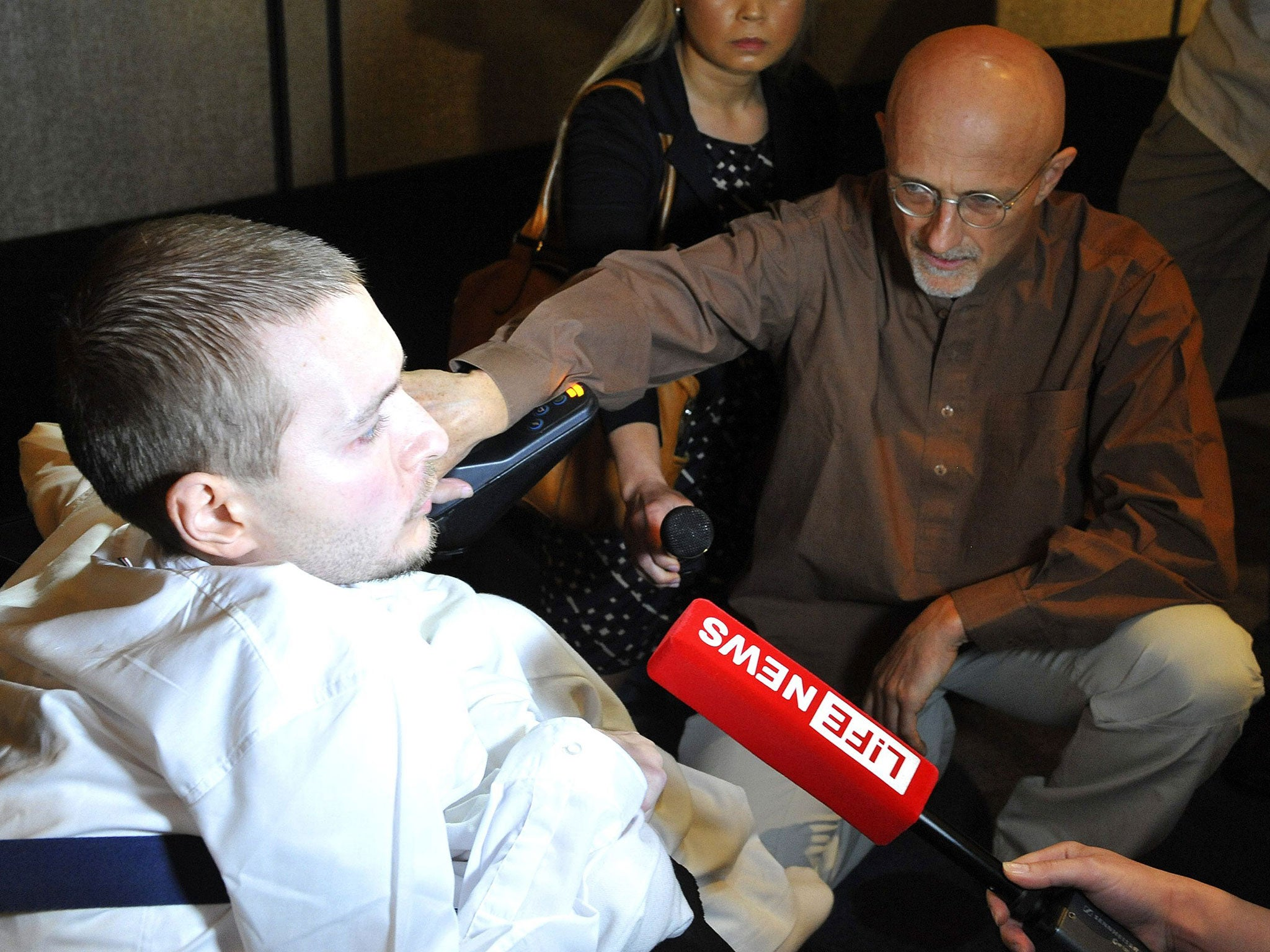 Sergio Canavero Head Transplant >> Human head transplant scientist says promising animal studies mean first procedure could take ...