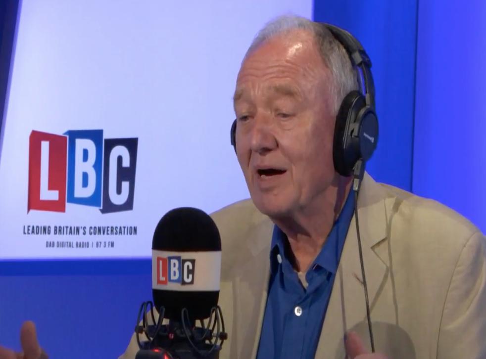 Ken Livingstone defends his comments on LBC