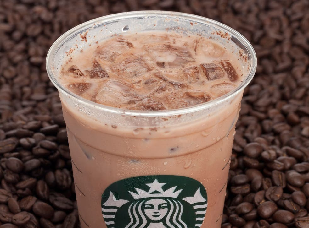 Starbucks said customers 'understand and expect' that ice is an essential component' of their iced drinks