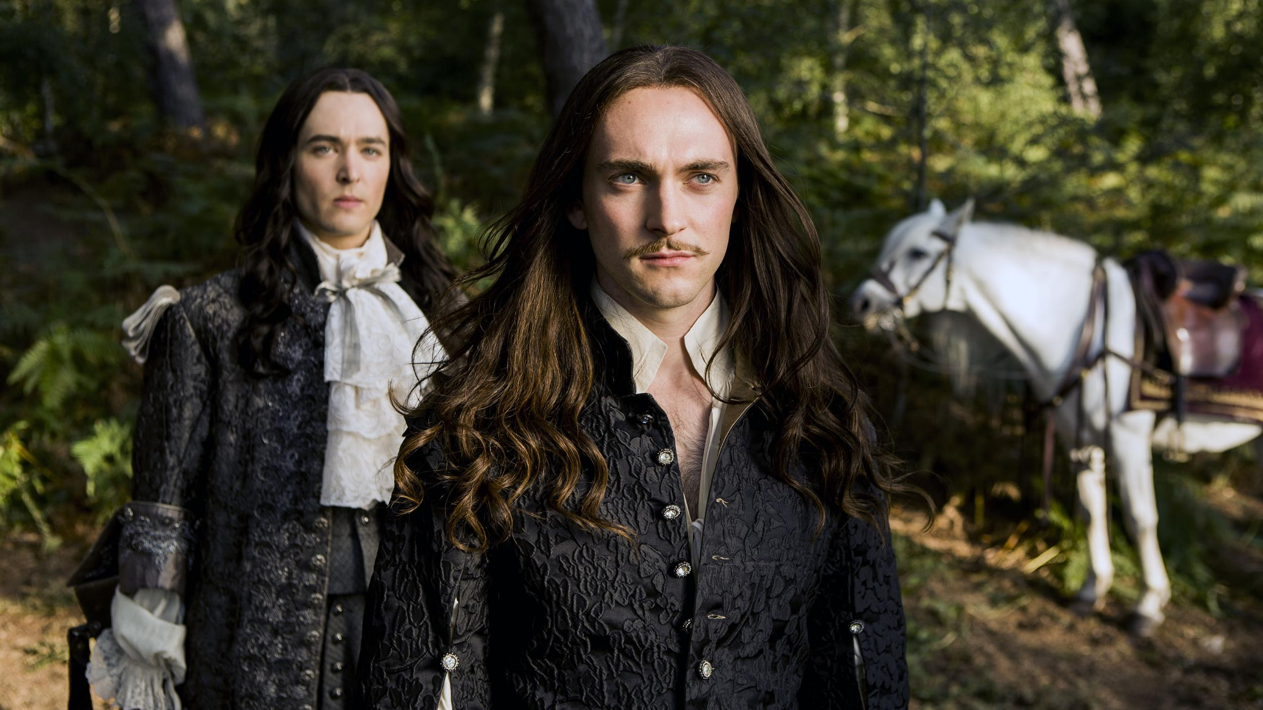 Versailles Controversial French Drama Enlists Brit Actors